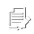 form and pen apply icon