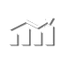 good investment graph icon