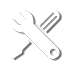 wrench and screwdriver tools and downloads icon