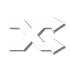 two criss crossing arrows transfer icon