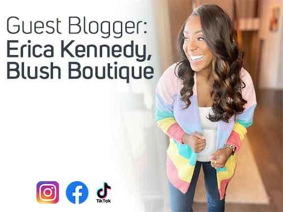 to blush blog