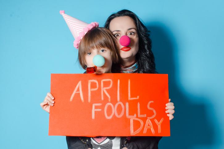 April fools day blog