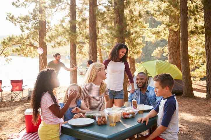 camping recipe blog