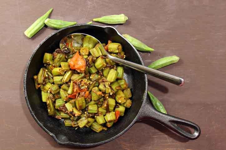 TKG's Fried Okra Recipe Blog