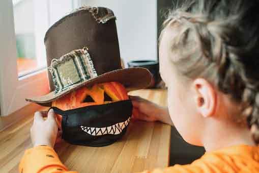 COVID Halloween Blog