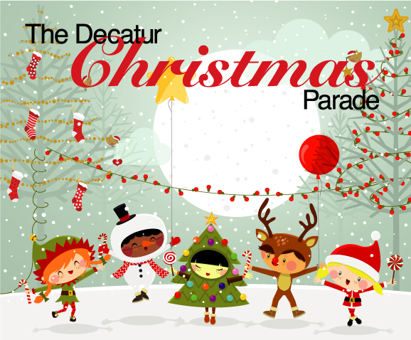 Decatur Christmas Parade 2019 The Decatur Christmas Parade | DECU