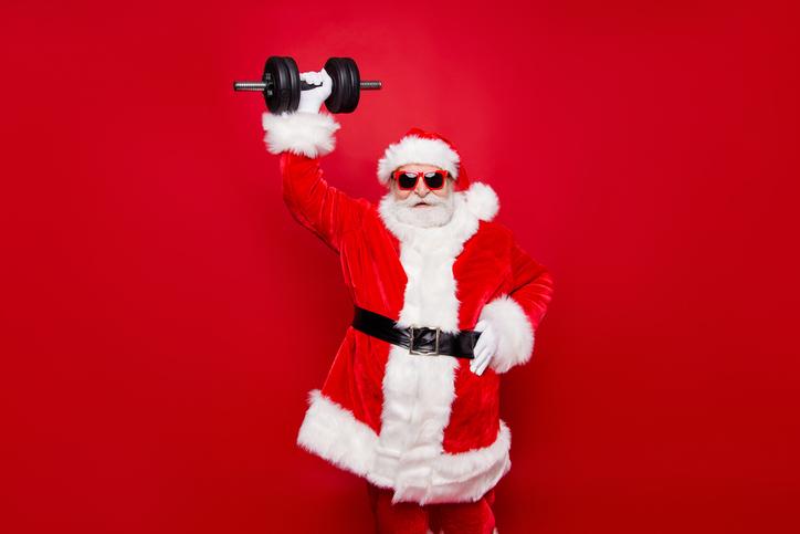 healthy Christmas blog