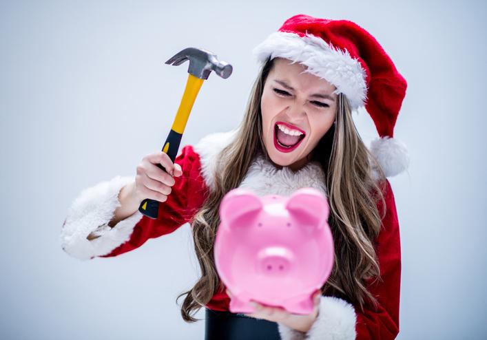 Christmas cash blog